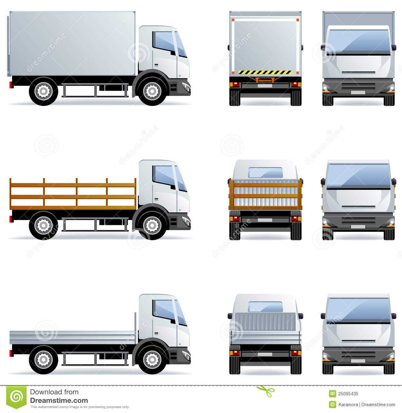 Truck Royalty Free Stock Photo - Image: 25095435
