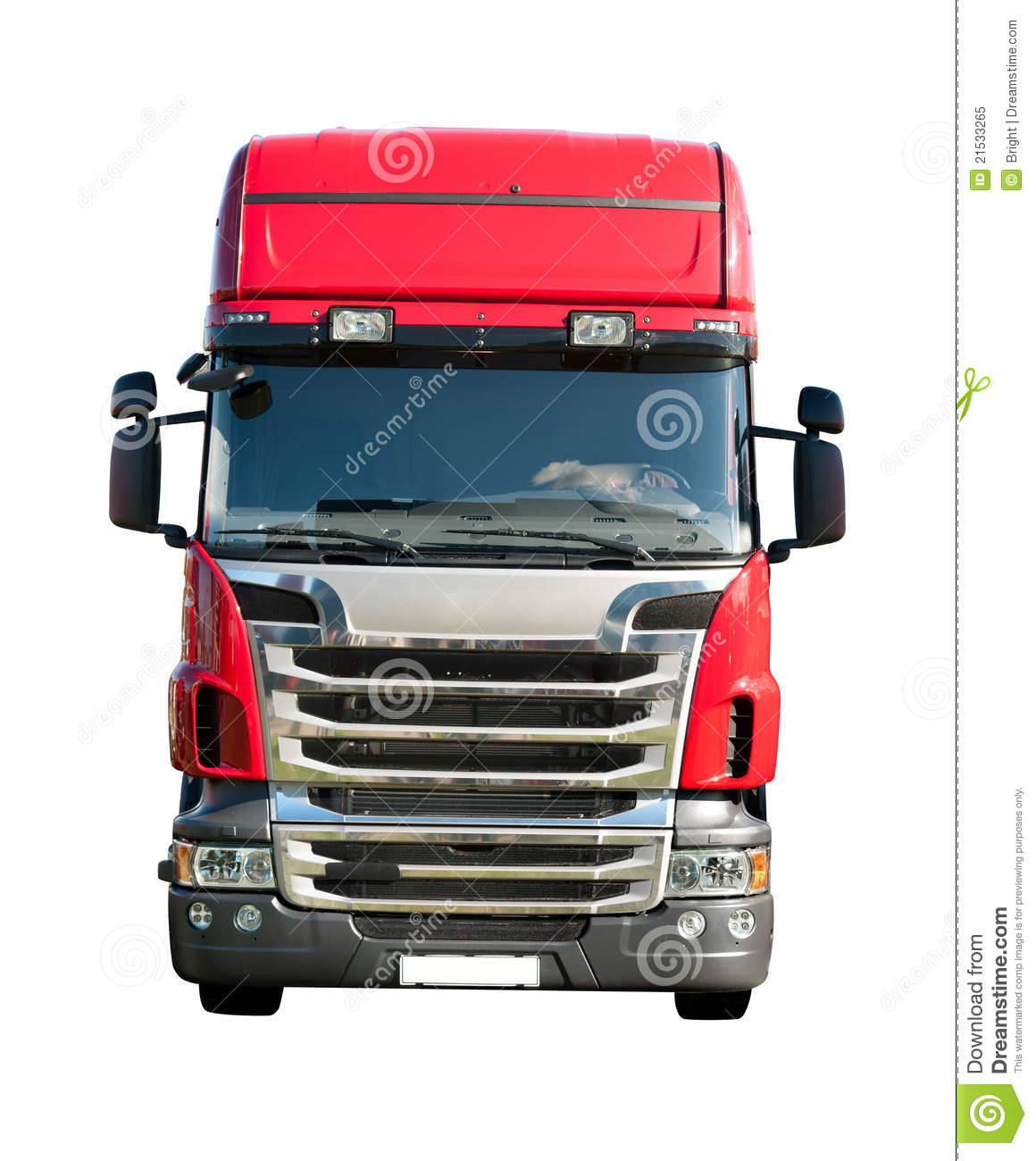 Truck Cabin Royalty Free Stock Photo - Image: 21533265