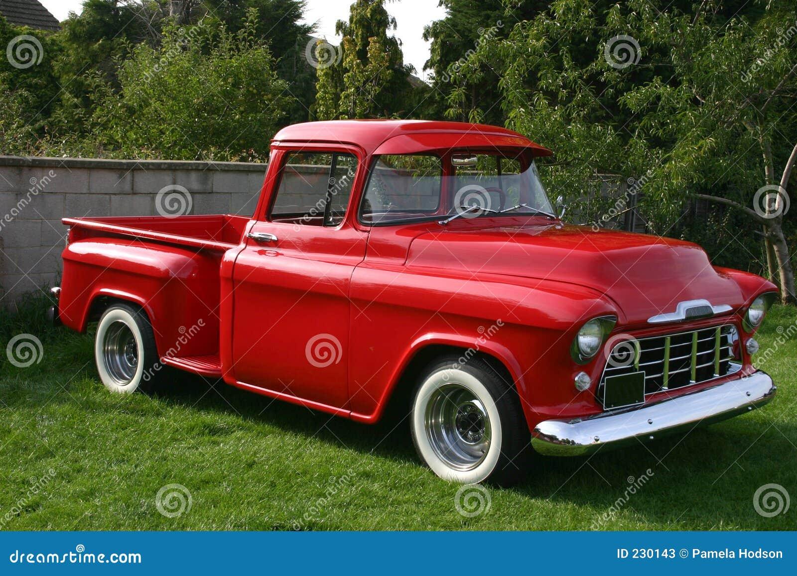 Truck chevrolet