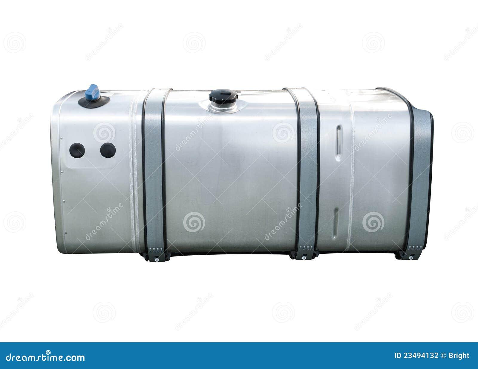 truck fuel tank stock photography image 23494132. Black Bedroom Furniture Sets. Home Design Ideas