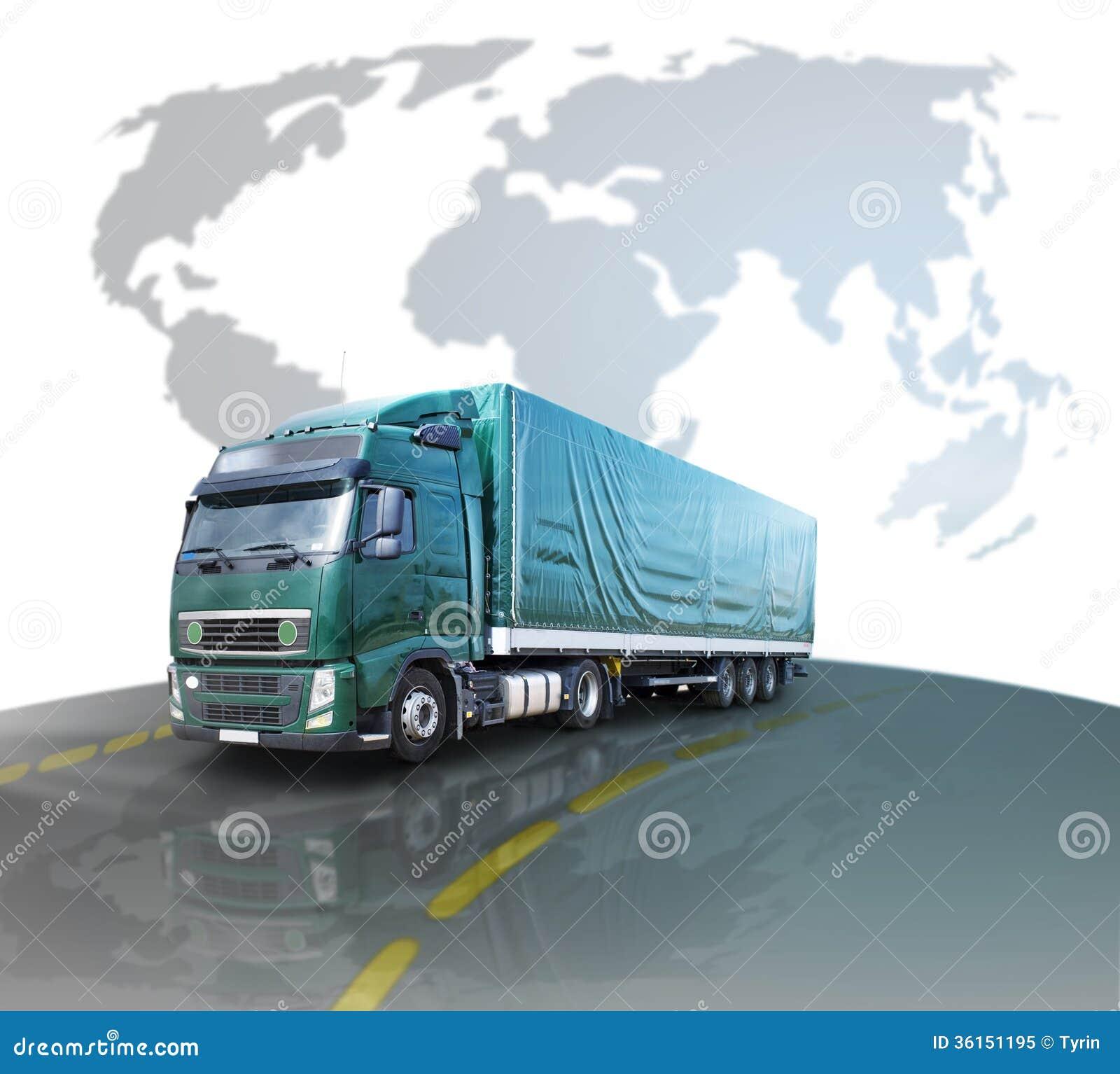 Truck Royalty Free Stock Photo - Image: 36151195