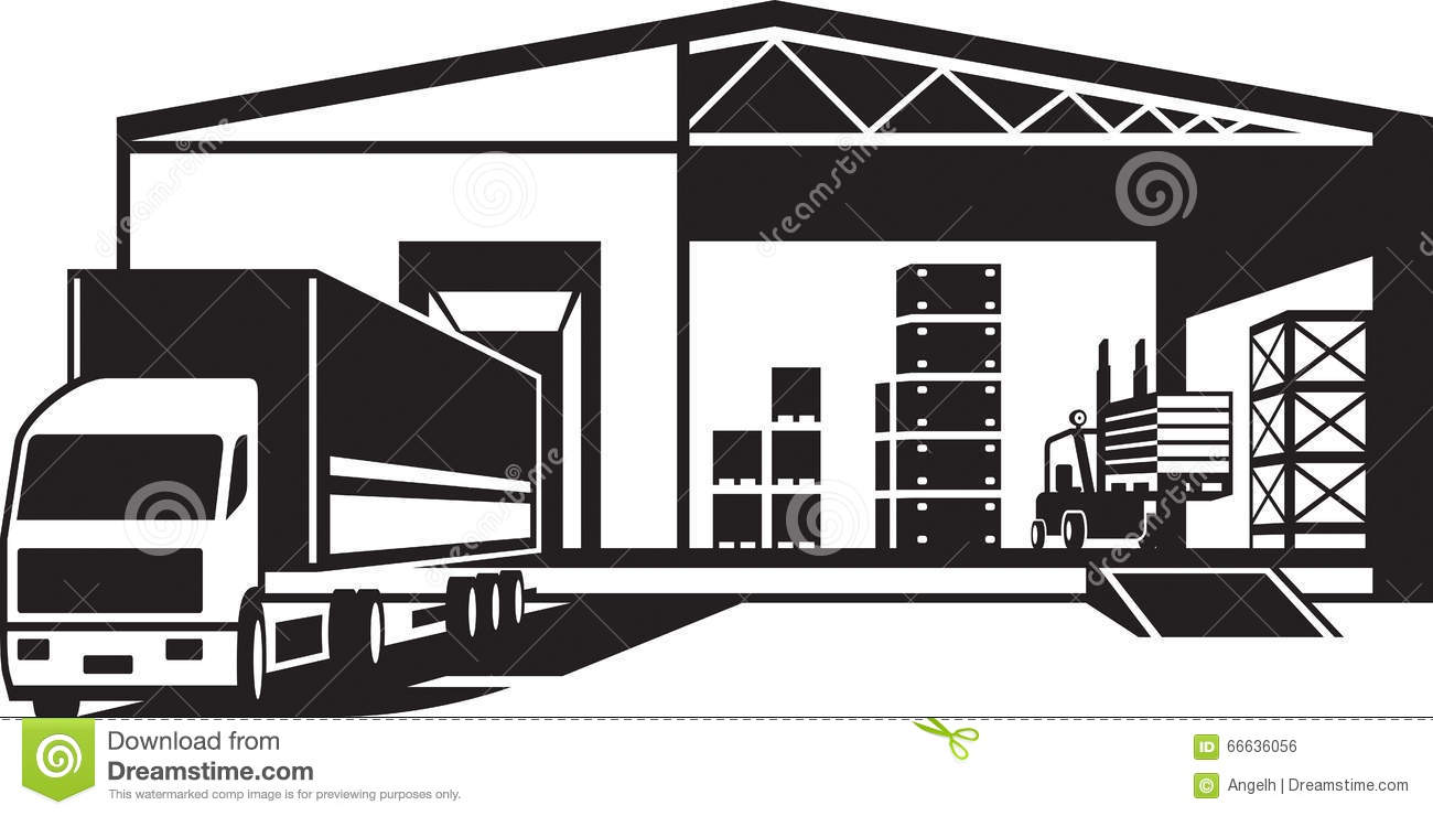 warehouse clipart - Jaxstorm.realverse.us
