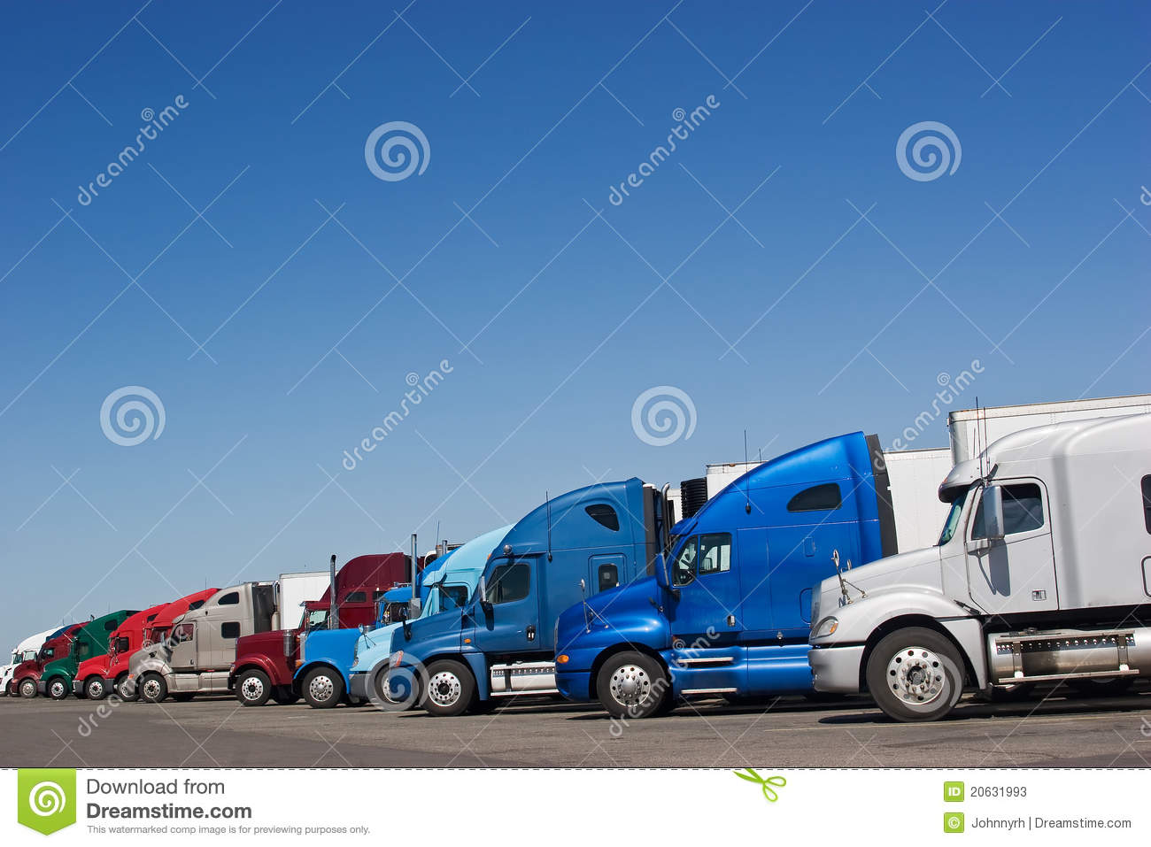tractor trailer driver
