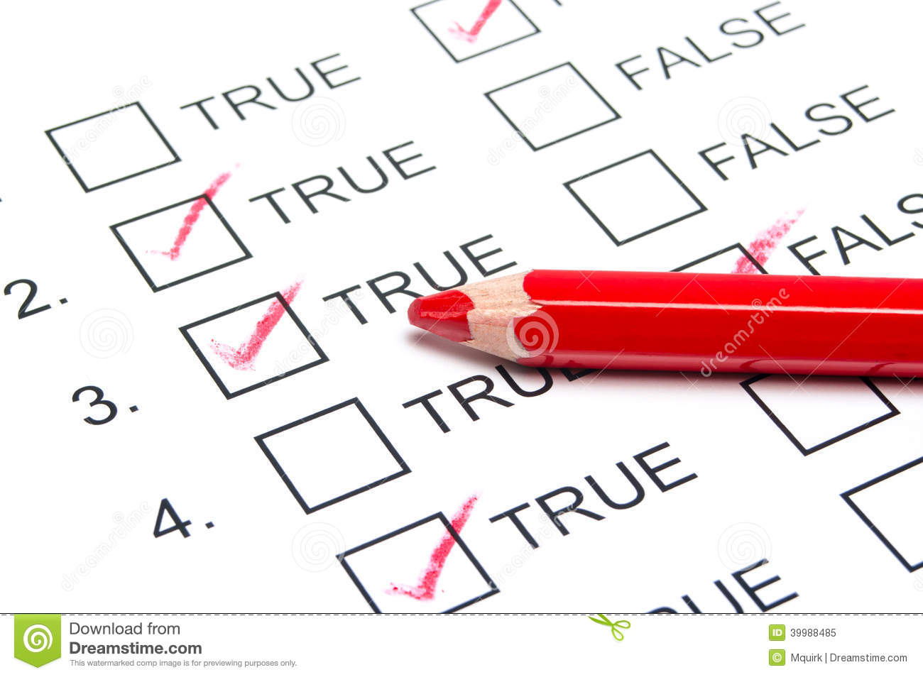 Image result for true or false stock image