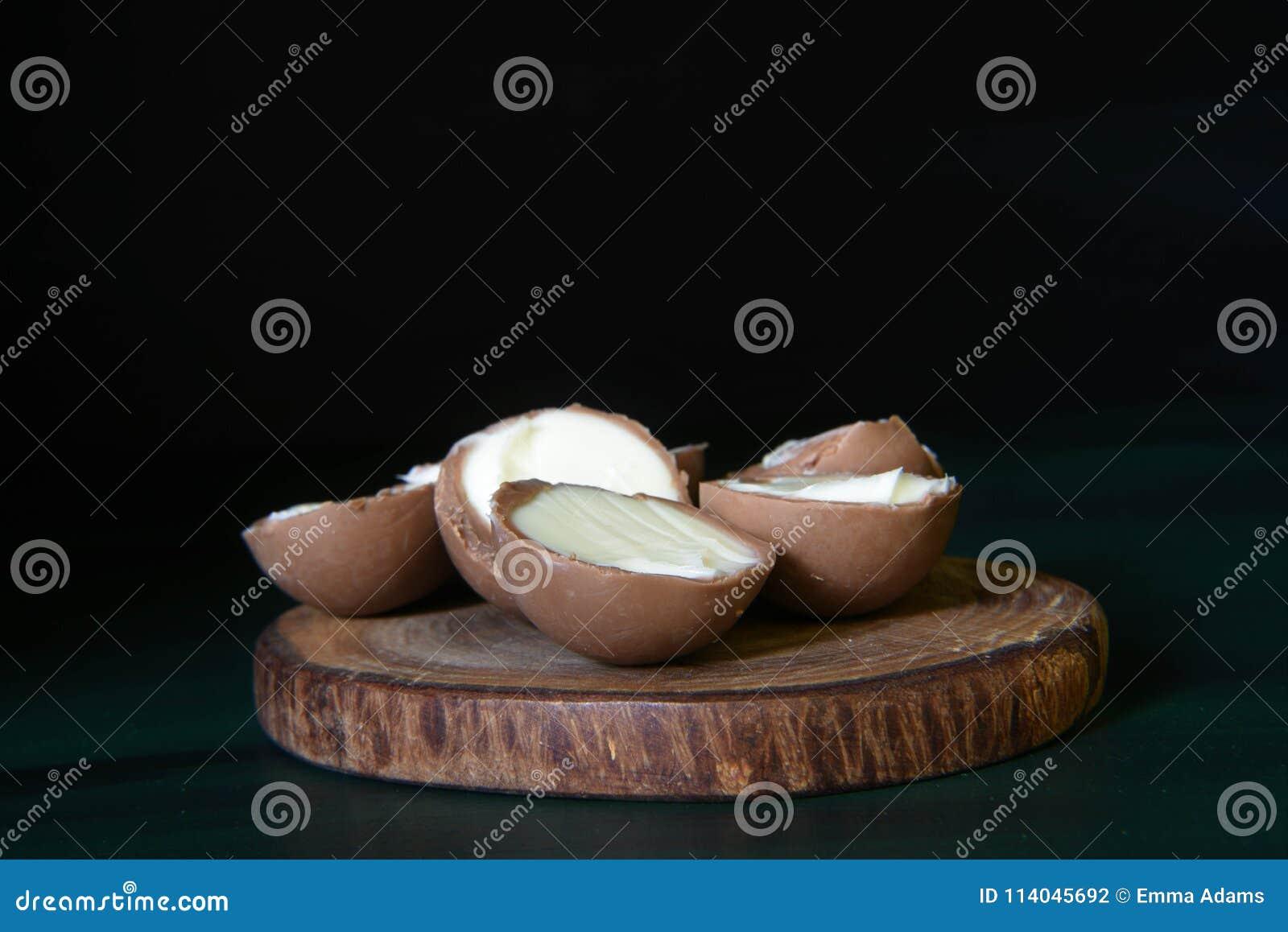 Truffes de chocolat crémeuses molles d indulgence