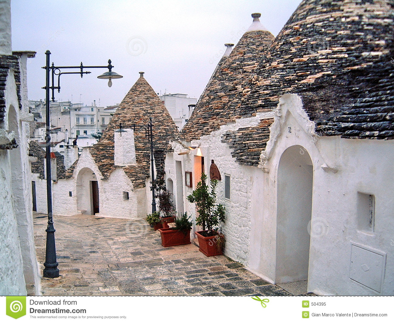 Information on Trulli — MyEarthwork