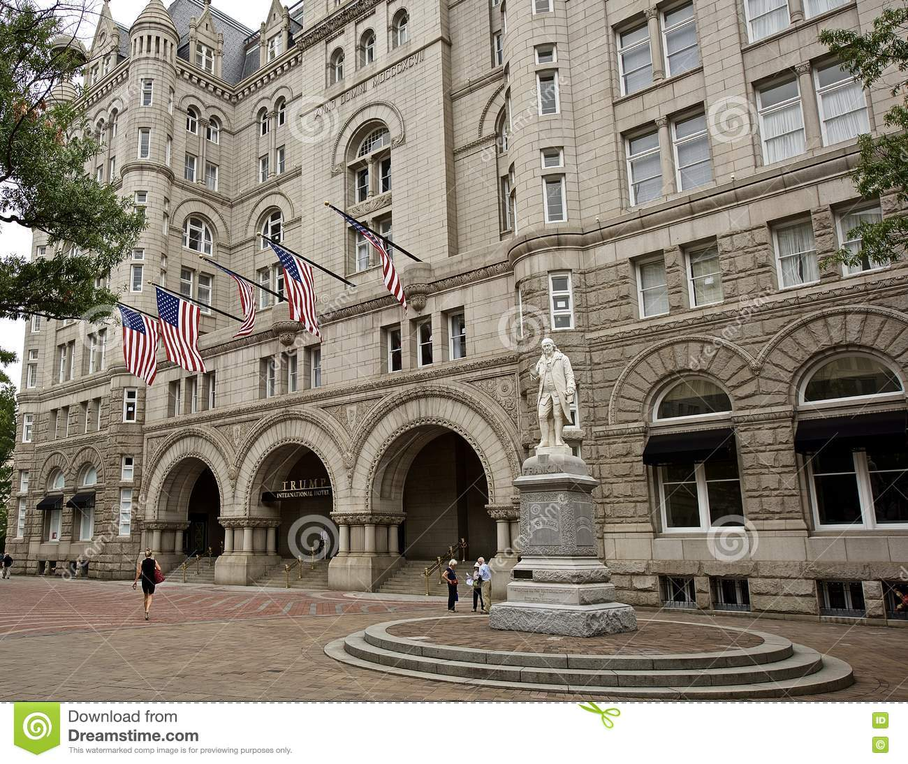 Trump International Hotel Formally The Old Post Office