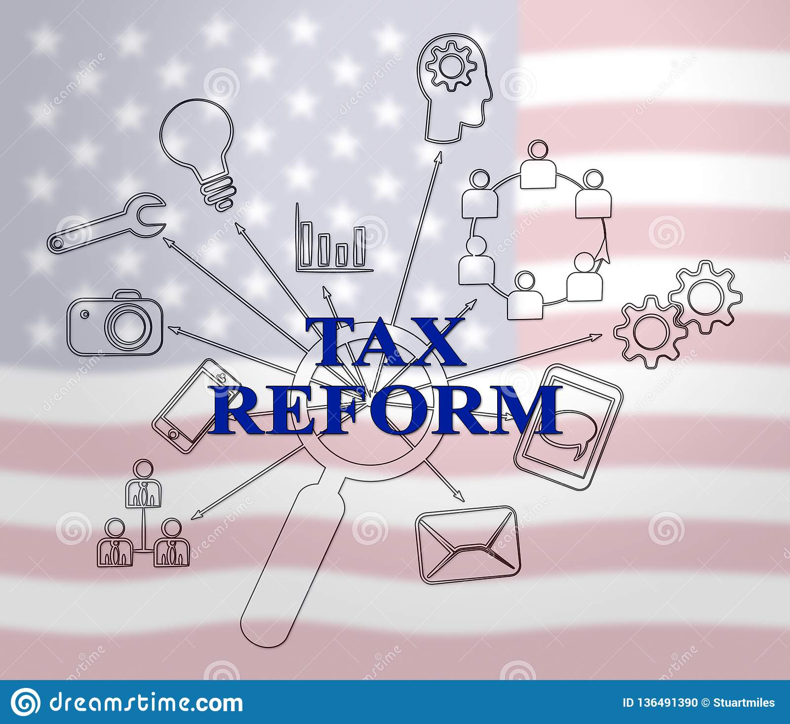 Trump Tax Reform To Change Taxation System In America