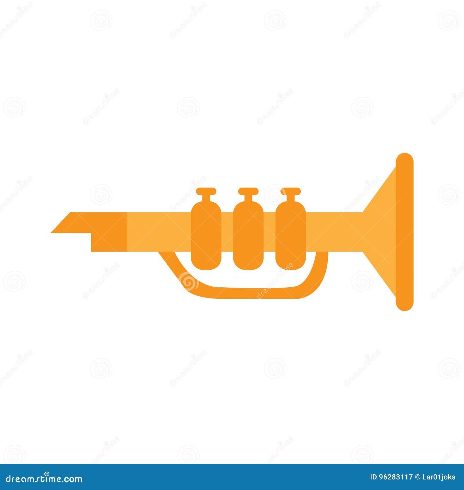 trumpet toy