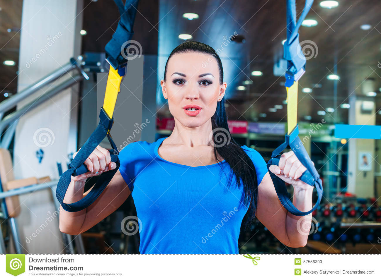 TRX. fitness, sports, exercise, technology and