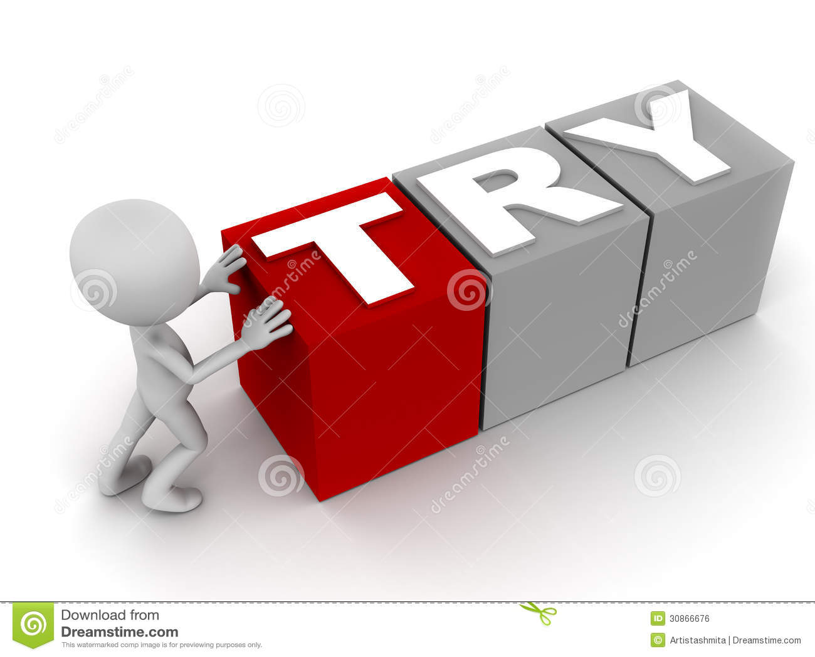 Try stock illustration. Illustration of again, till ...  Try Word