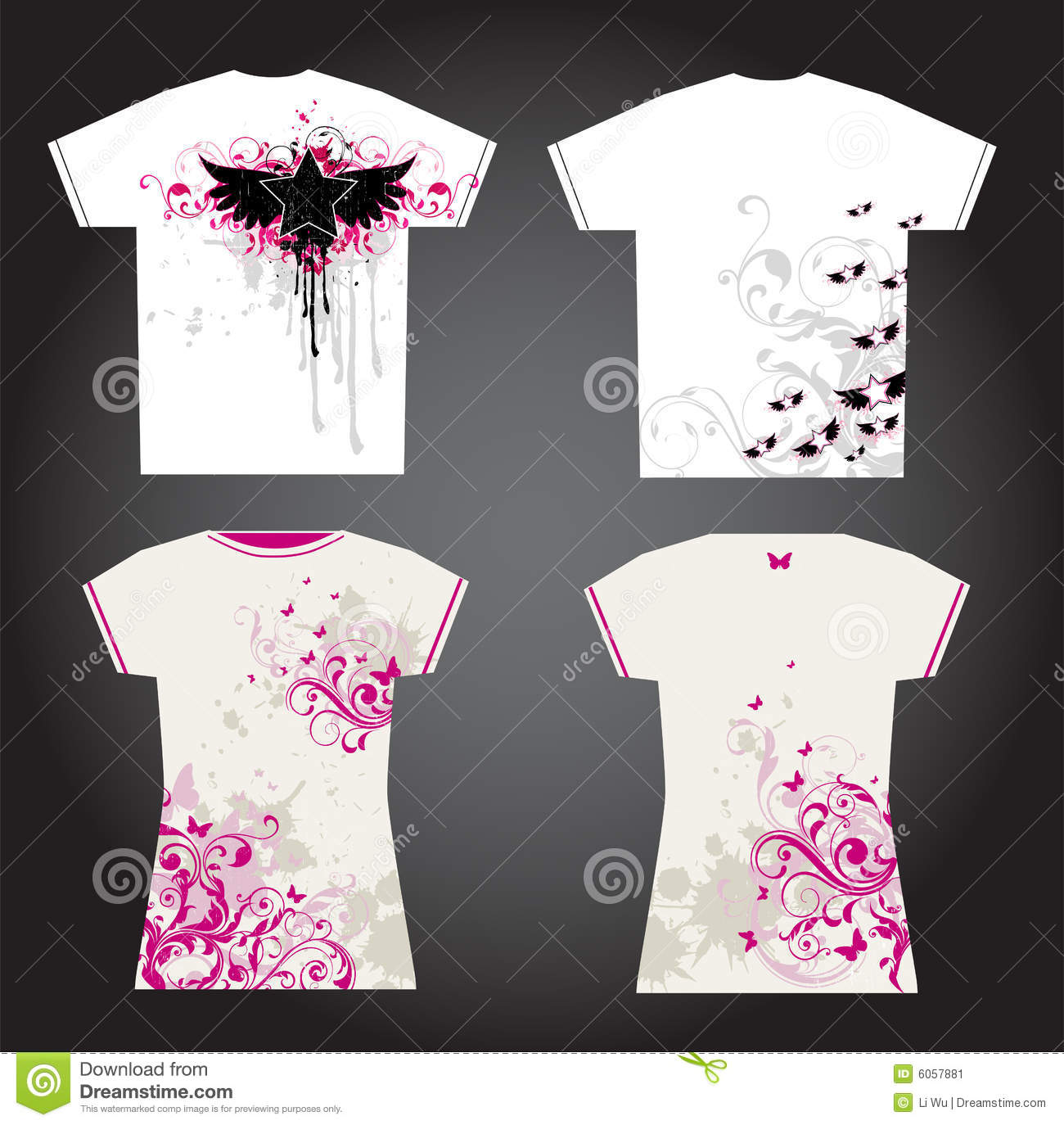 Tshirt design stock image image 6057881 How to design shirt