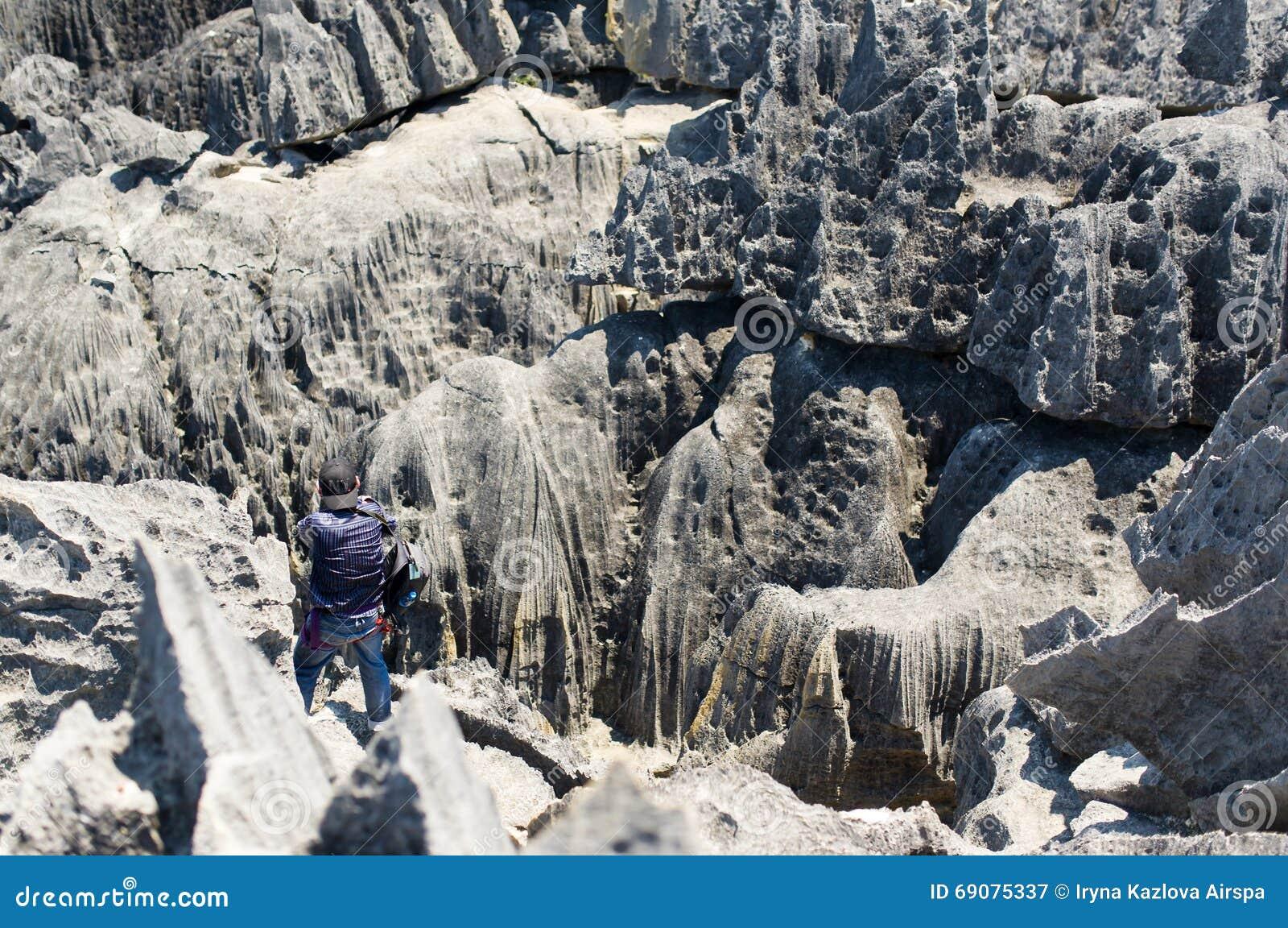 Tsingy de Bemaraha Reserva