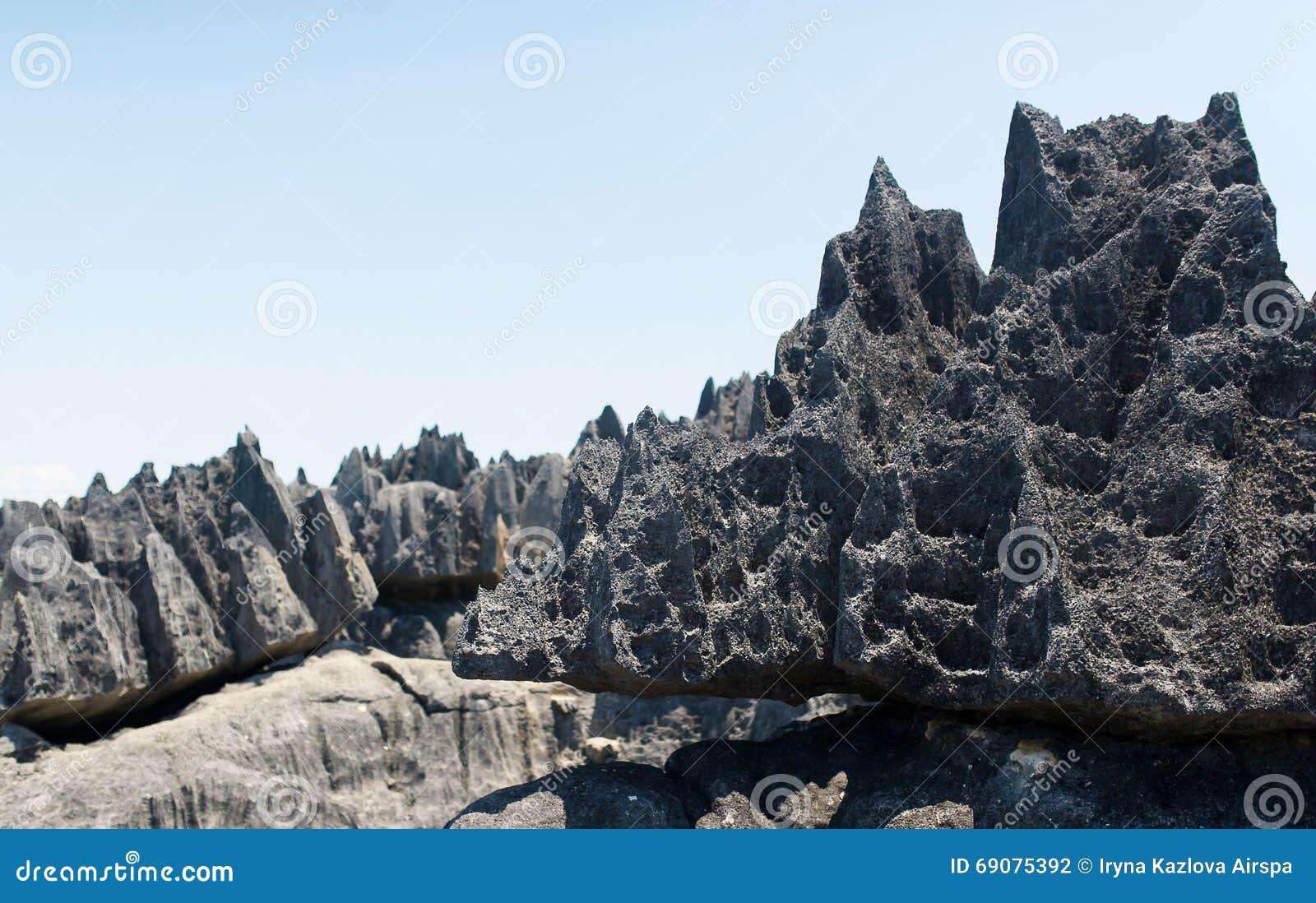 Tsingy de Bemaraha Reserve