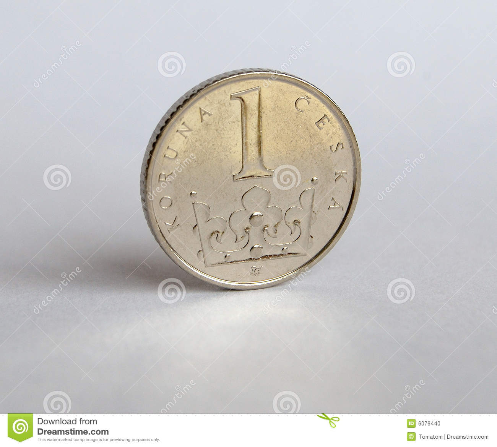 Tsjechisch muntstuk