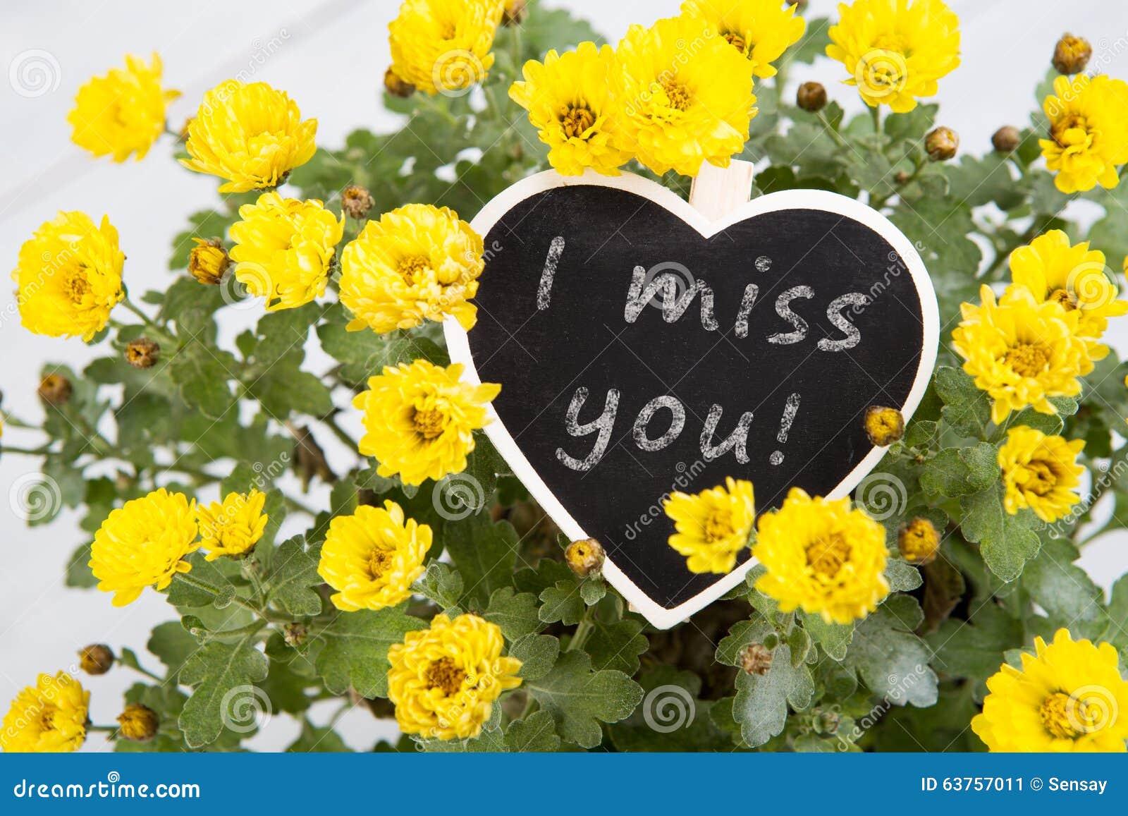 Tu me manque bouquet des fleurs avec une carte de for Livraison fleurs avec message