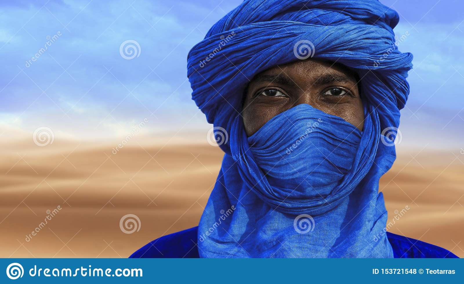 Tuaregs i Timbuktu