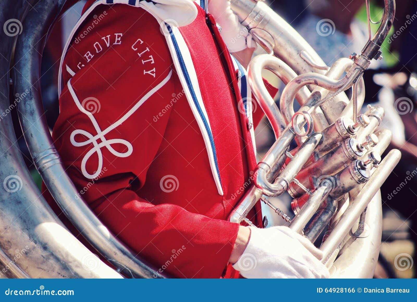 Tuba gracz