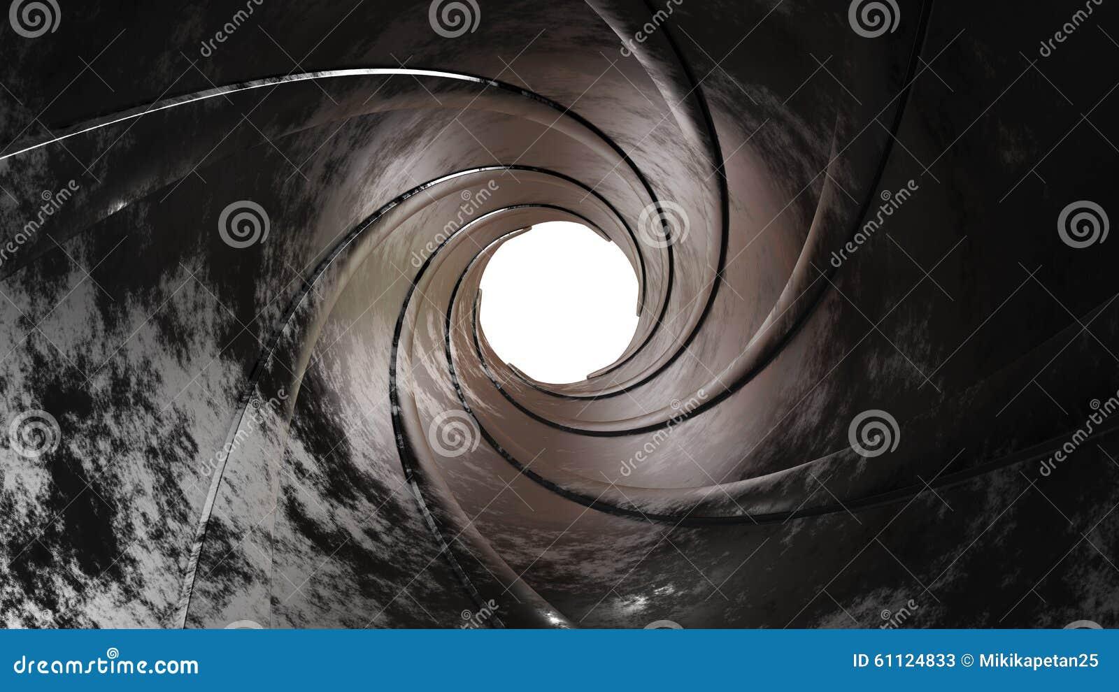Tube de canon