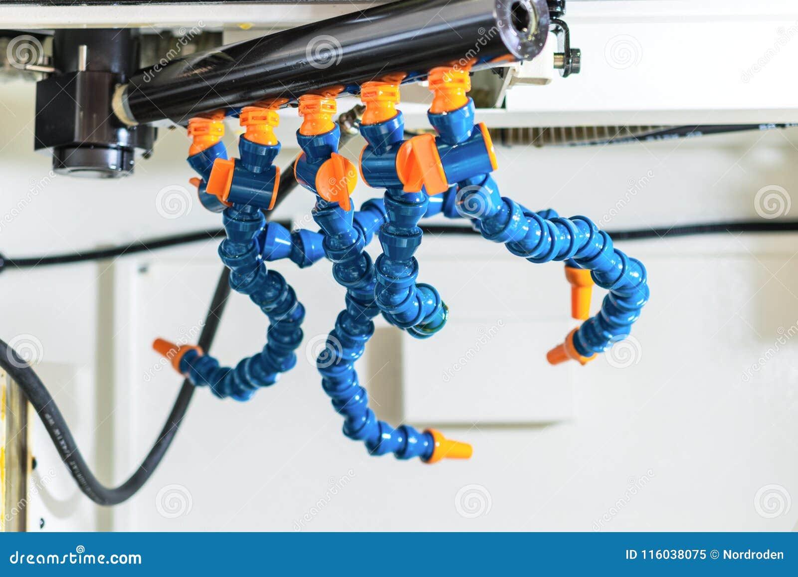 Tube en plastique pour le liquide réfrigérant fournisseur à l outil de coupe