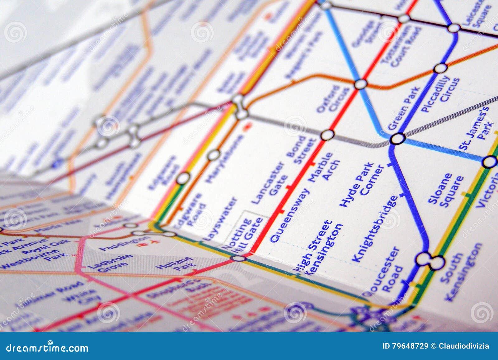 Map Of England Underground.Tube Map Of London Underground Editorial Stock Image Image Of Tube