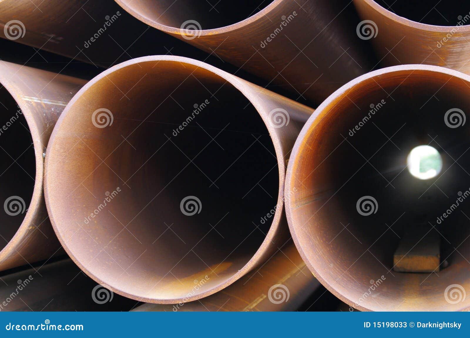 Tuberías de acero