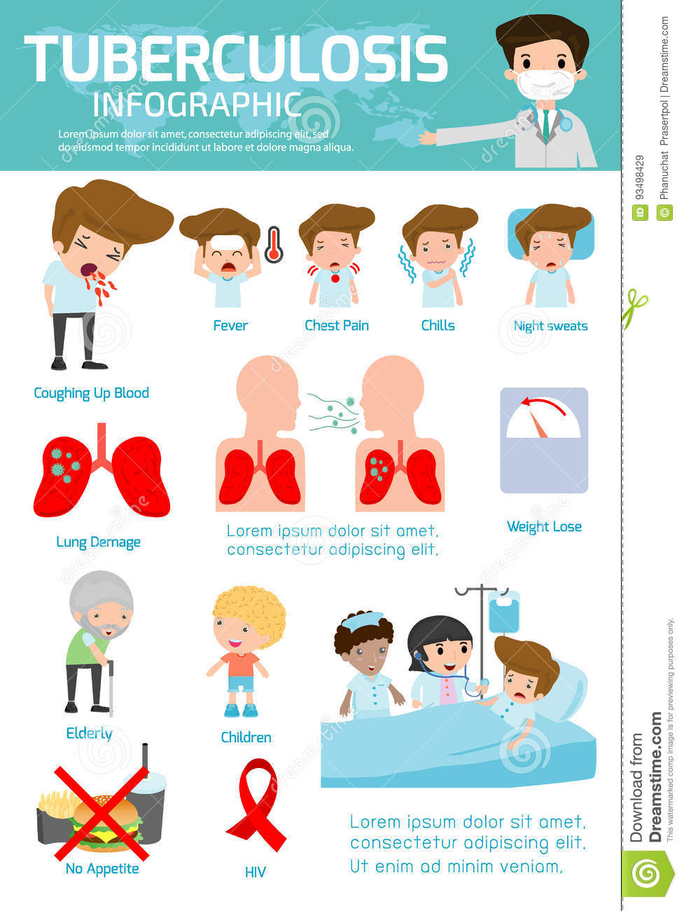 Tuberculosis Cartoons Illustrations Amp Vector Stock Images