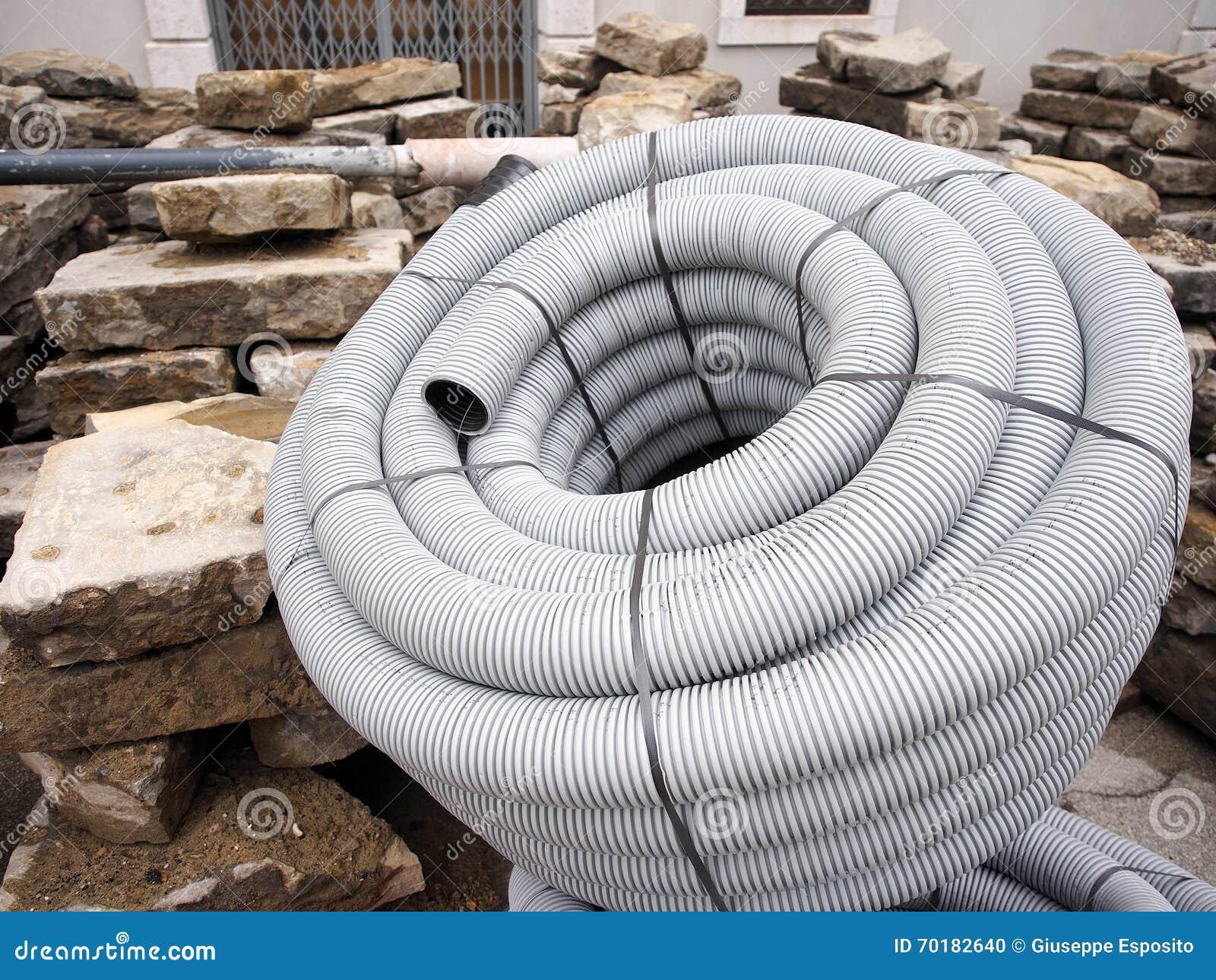 Tubformig kabel