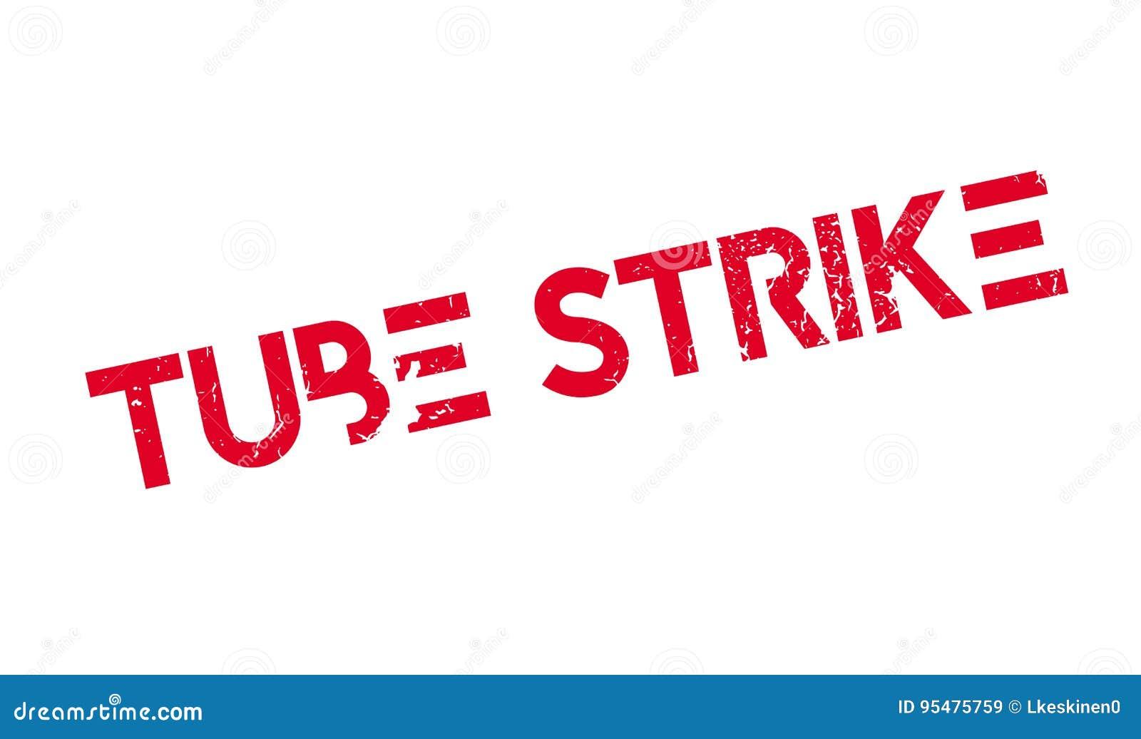 Tubki Strajkowa pieczątka