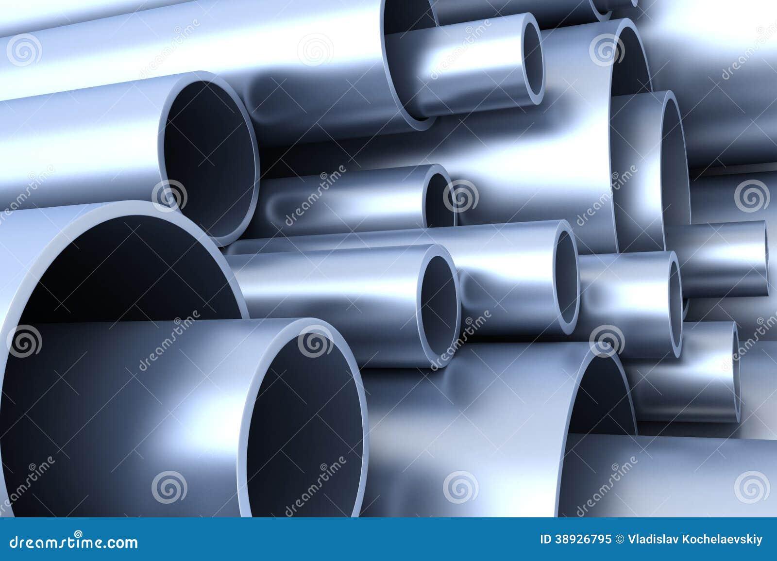 Tubo d acciaio