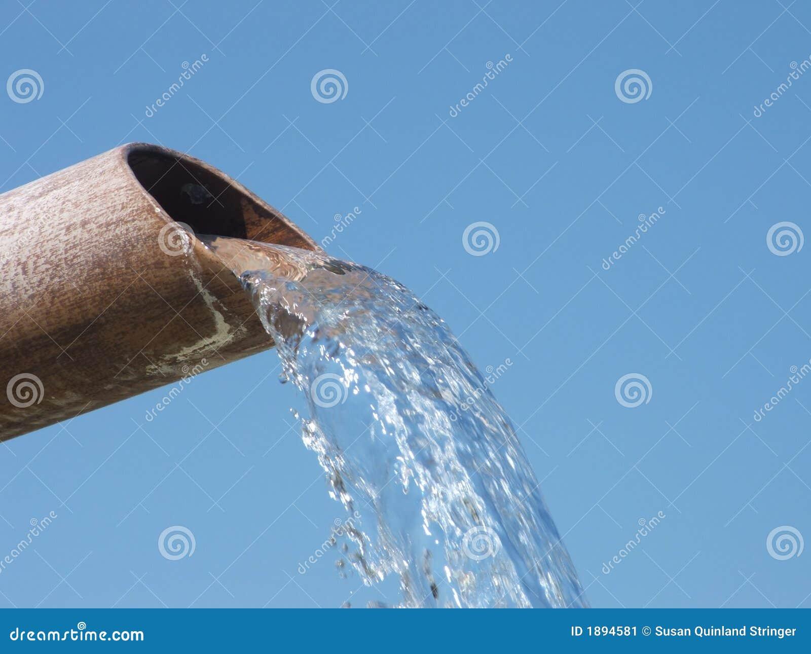 Tubo de agua imagen de archivo imagen 1894581 - Tubos para agua ...
