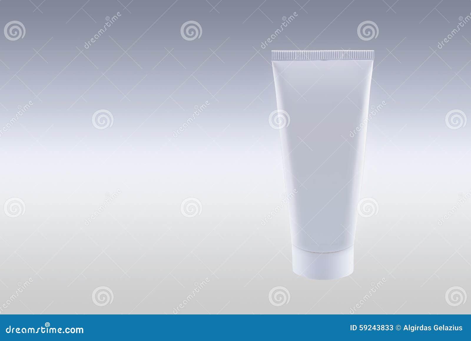 Download Tubo plástico blanco imagen de archivo. Imagen de limpio - 59243833