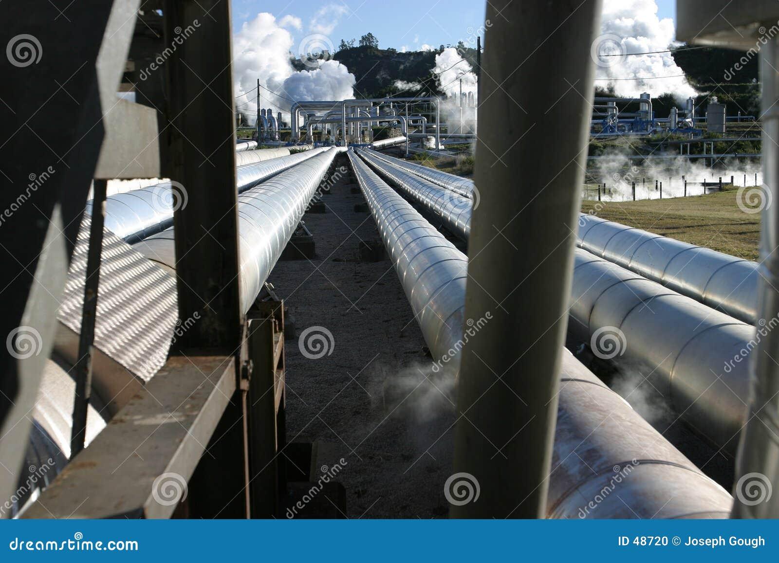 Tubos de vapor