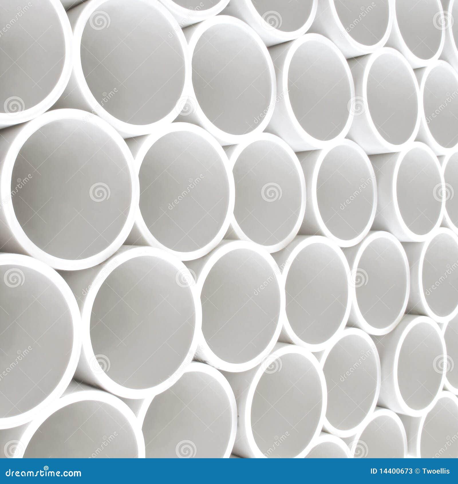 Tubos del PVC
