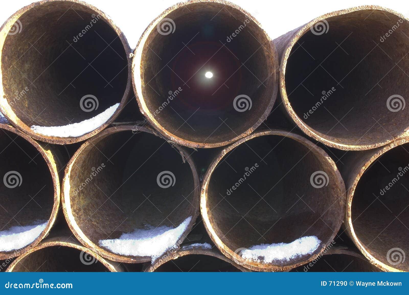 Tubulações de aço 2