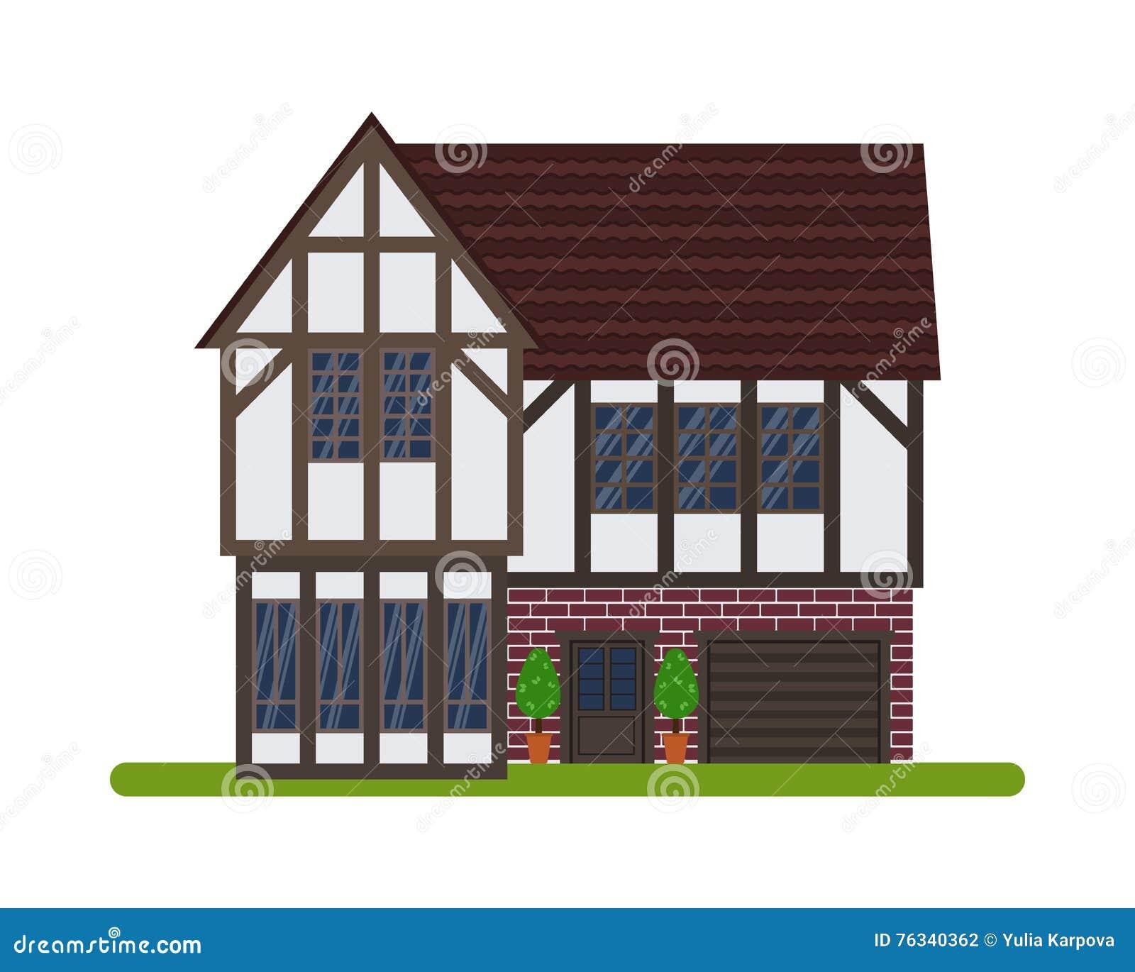 Tudor house vector stock vector illustration of flat 76340362 download tudor house vector stock vector illustration of flat 76340362 reheart Images