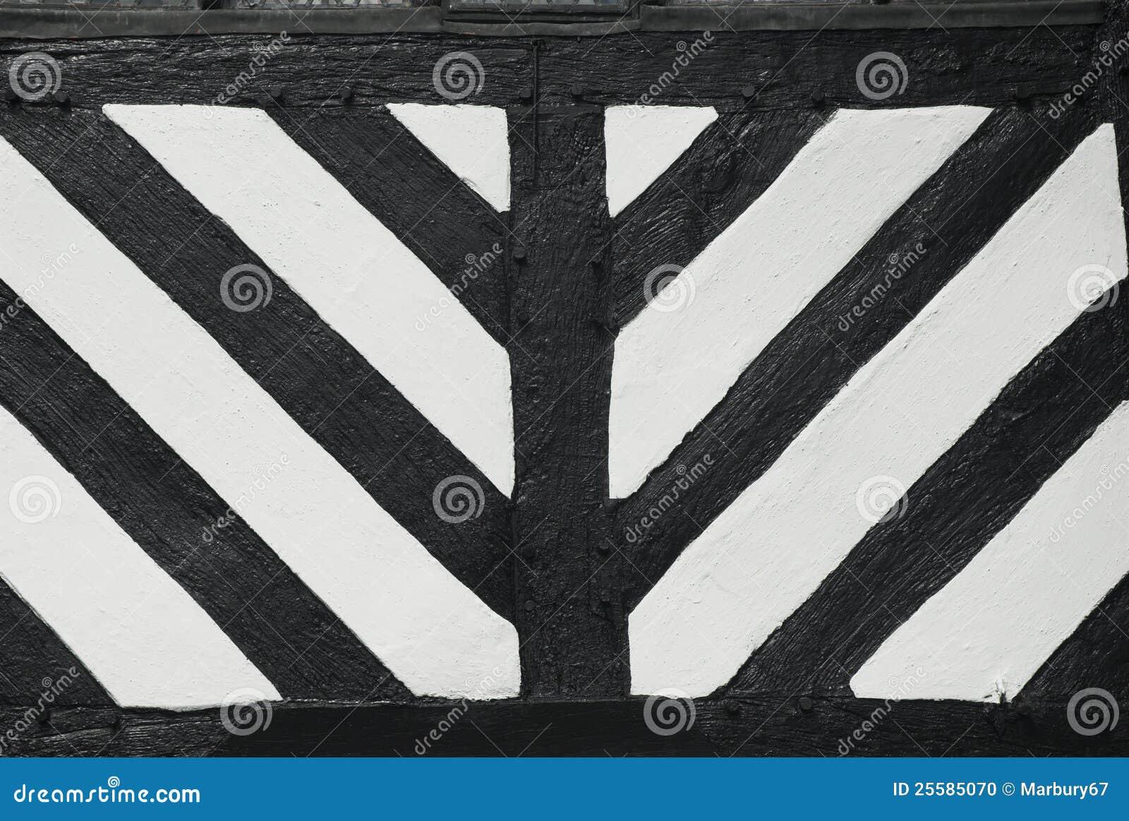 Tudor Pattern Stock Photo Image Of Building British