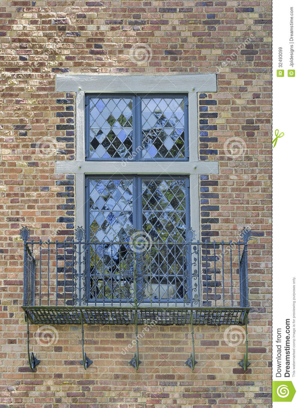 Tudor Style Windows Magnificent Tudor Style Windows With Balcony Royalty Free Stock Images  Image . Design Ideas