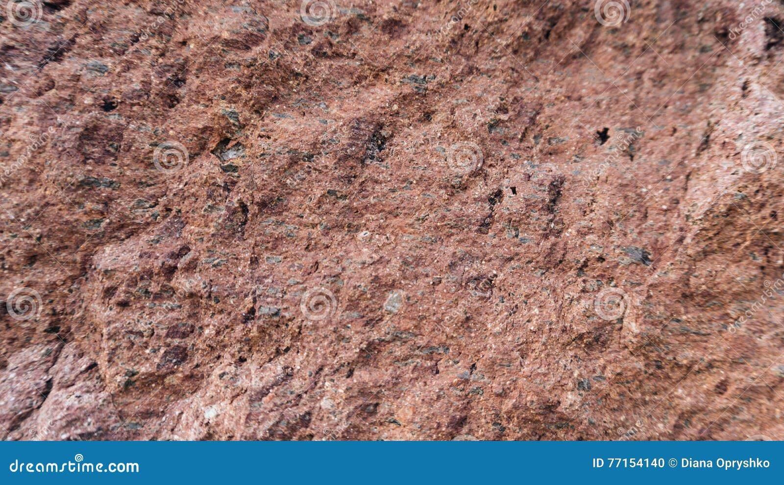 Tuf en pierre rouge de Filipowice de fond de texture