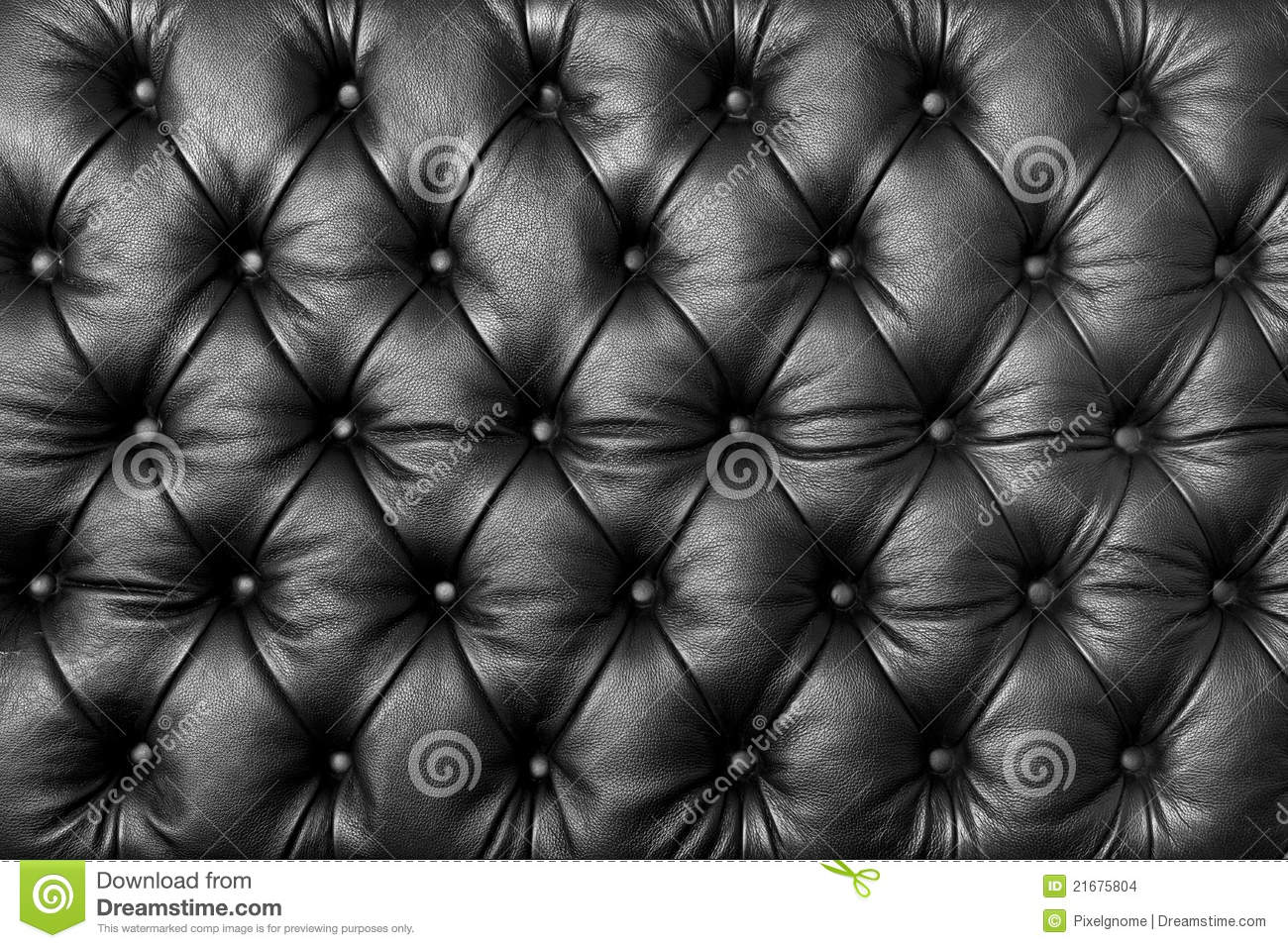 Tufted Leather Texture Stock Images Image 21675804