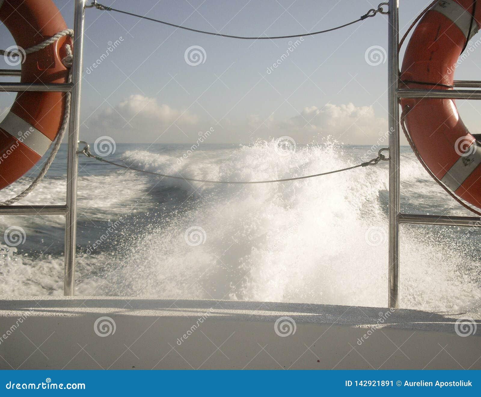 Tugboat w Francja