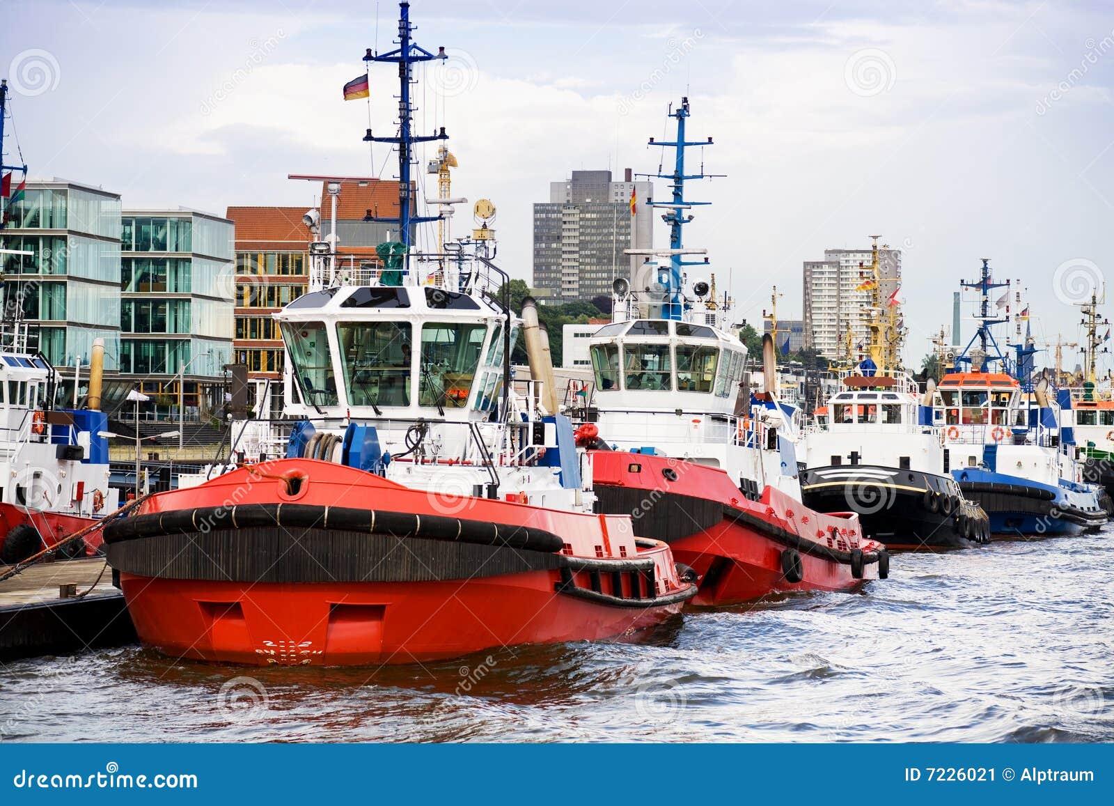 Tugboats σειρών