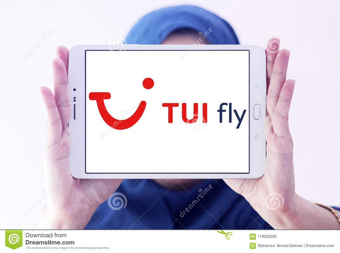 Download TUI Fly Logo Editorial Stock Image Of Brand Sign