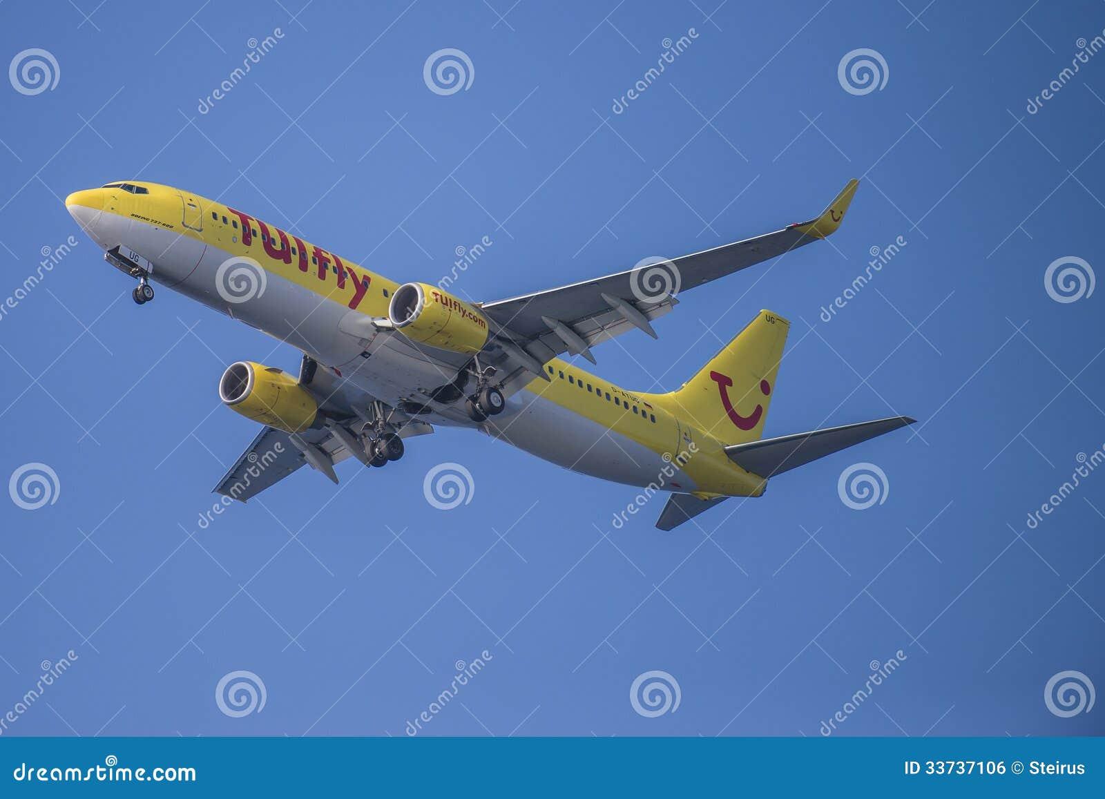 Tuifly, Германия, Боинг 737-800