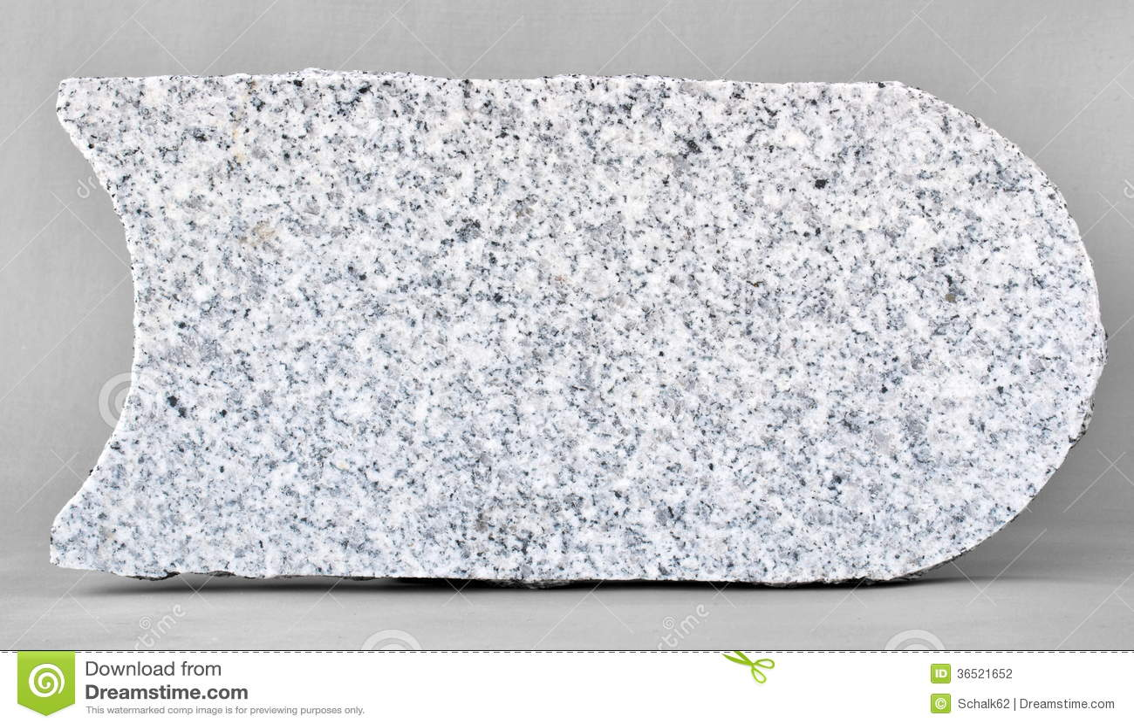 Tuile de granit