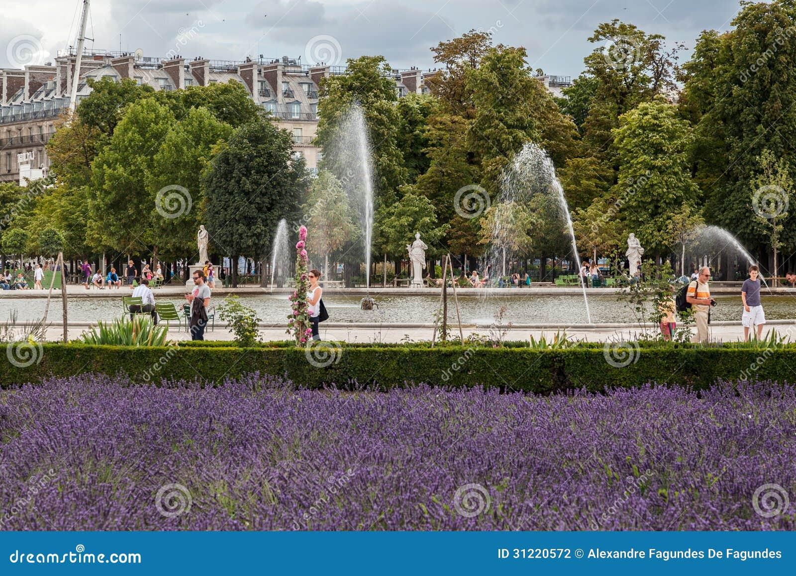 Tuileries garden paris france editorial photography for Paris tuileries