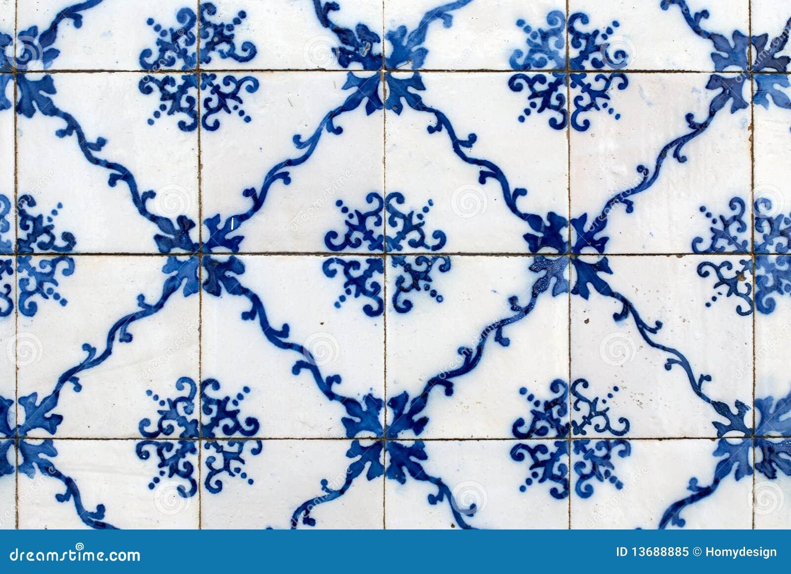 Tuiles glacées portugaises 037