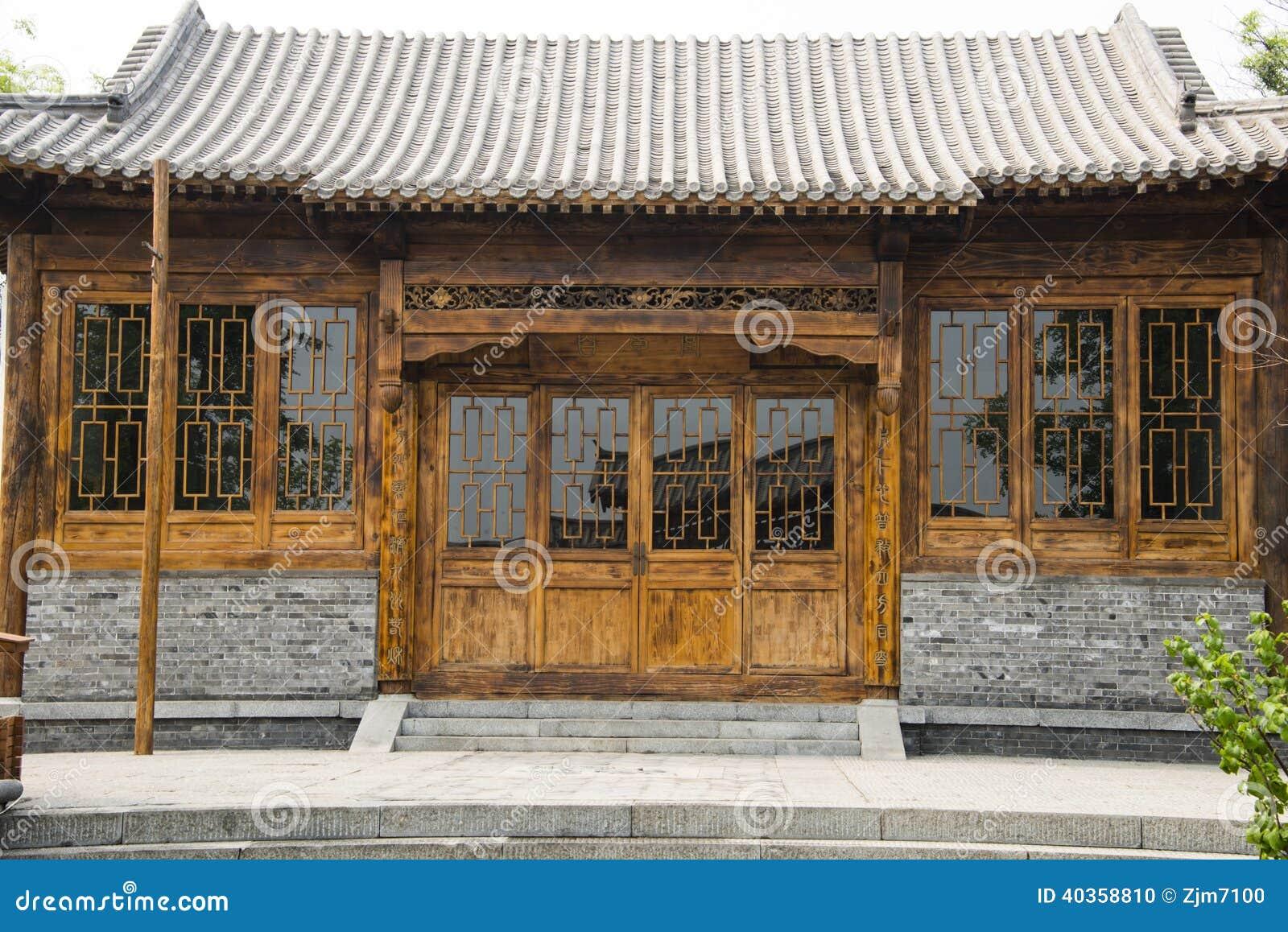 tuiles grises de antique chinois asiatique de b timents. Black Bedroom Furniture Sets. Home Design Ideas