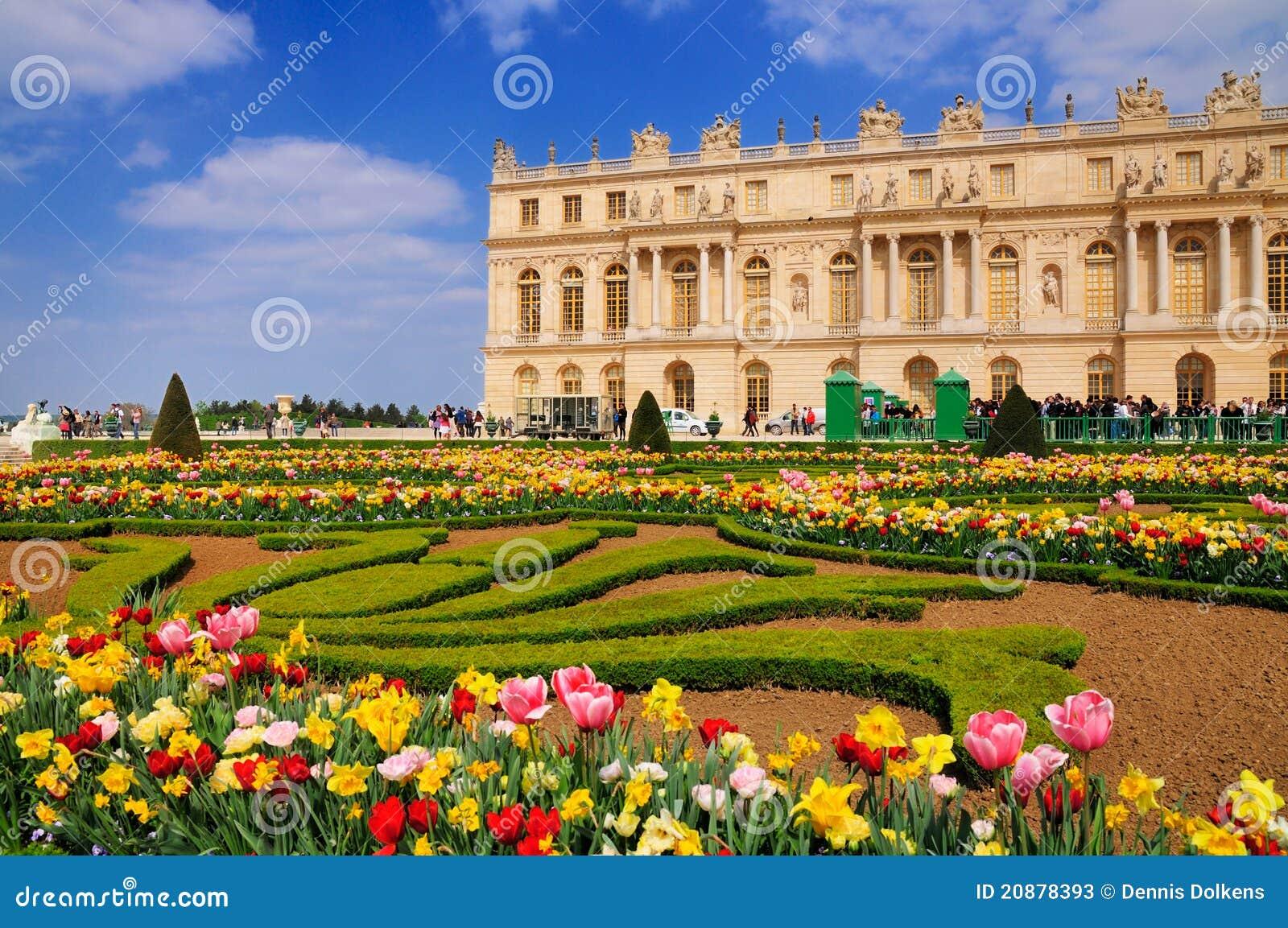Tuin van versailles redactionele stock foto afbeelding 20878393 - Tuin van de tuin ...