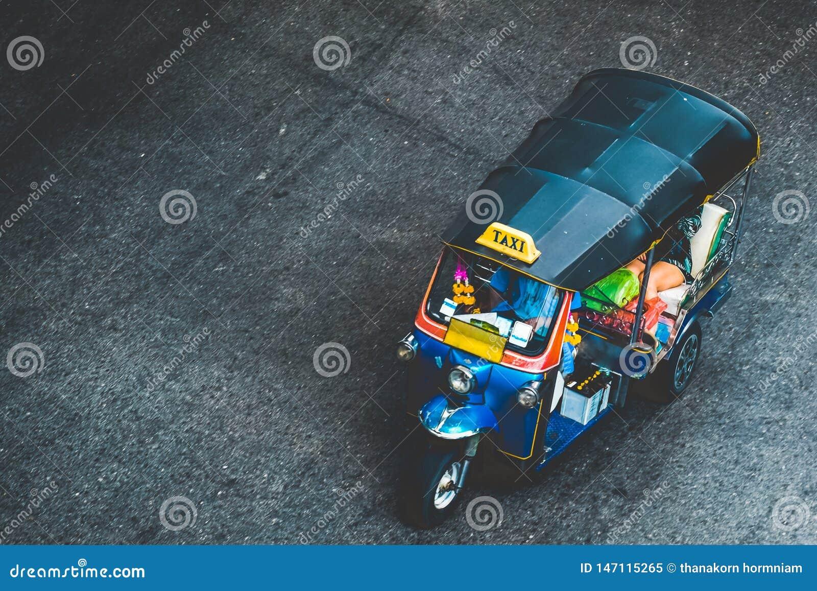Tuk de Bangkok